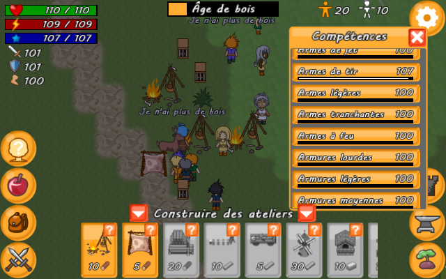 jeux flash 2d